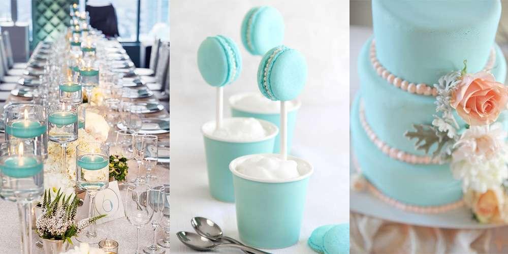 Decorazioni per il matrimonio color tiffany: idee per le nozze [FOTO]