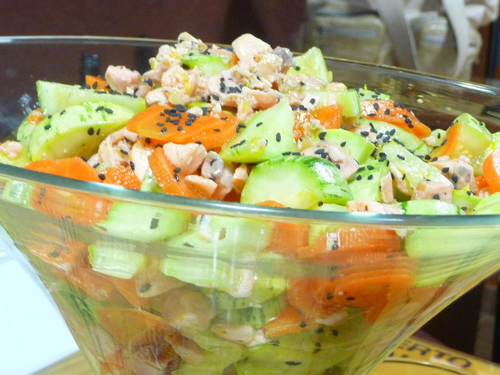 insalata riso delicata