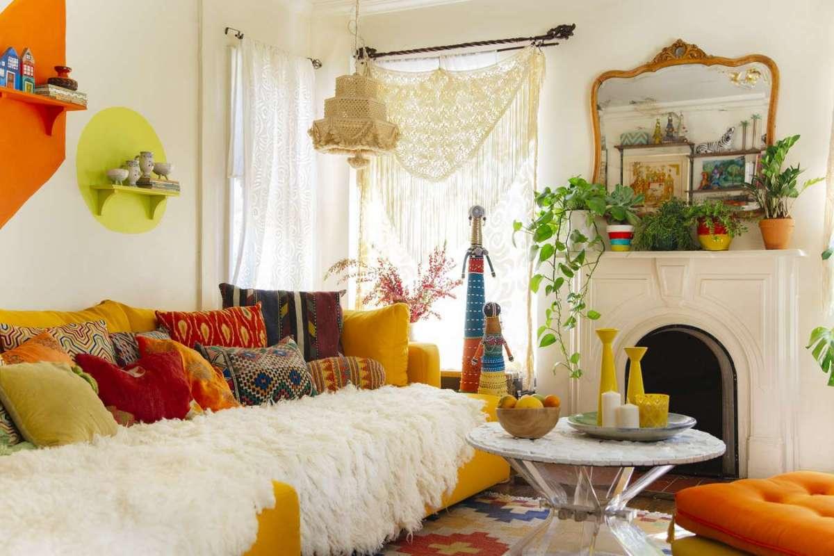 Arredare la casa in stile gipsy: idee e consigli [FOTO]