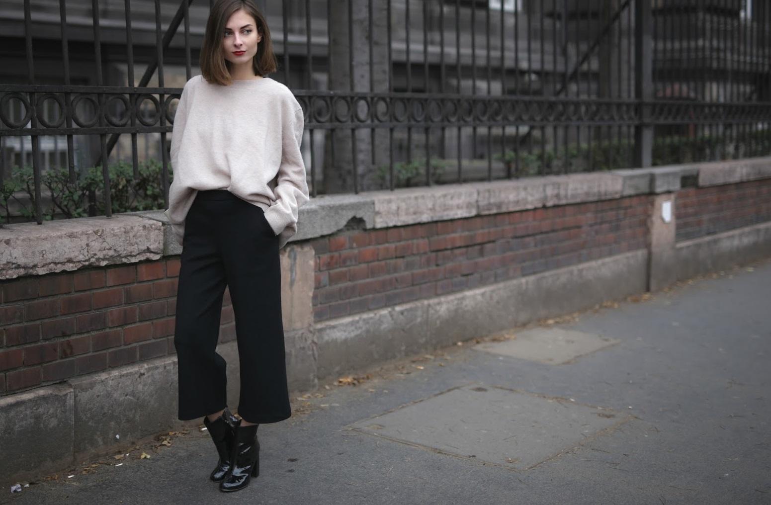 Sai abbinare i pantaloni culotte? [TEST]