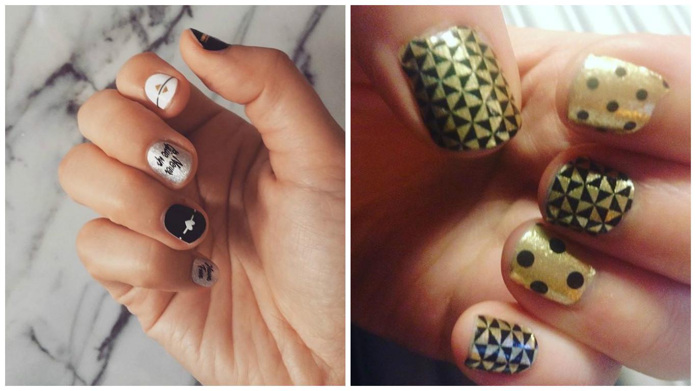 Quale sticker nail preferisci per la tua manicure?