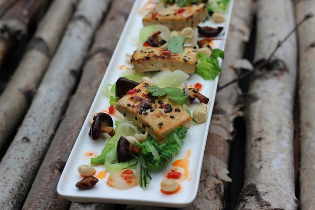 vegetariano equilibrato