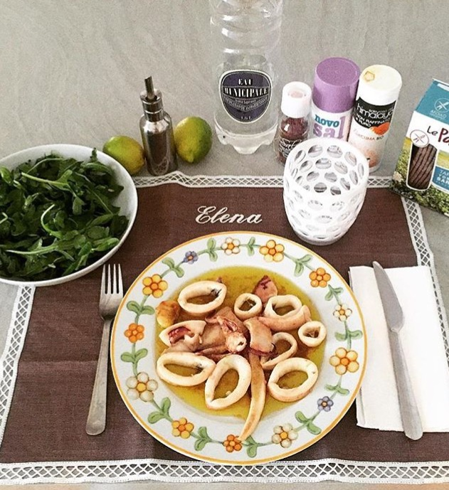 Ricetta santarelli