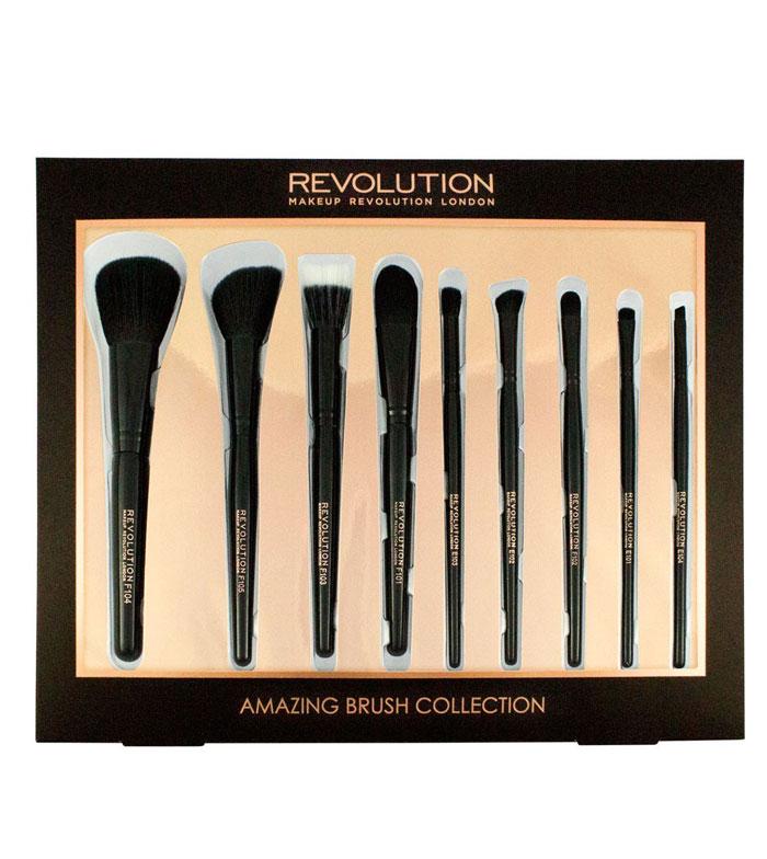 Set pennelli Makeup Revolution su Maquillalia