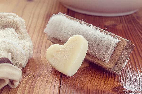 Spazzola sapone