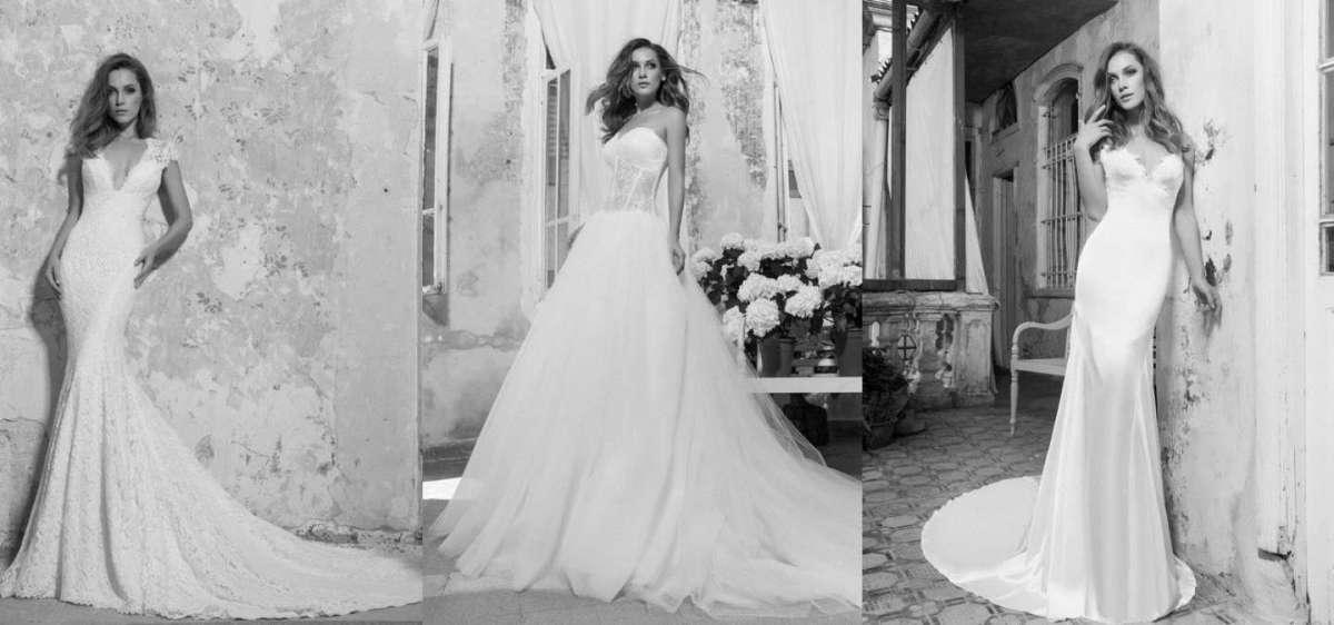 Abiti da sposa 2017 Pnina Tornai