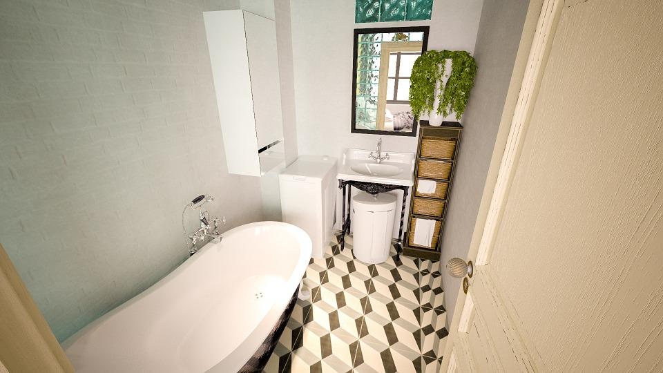 come arredare un bagno stretto e lungo: 4 consigli per un ambiente