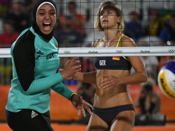 beachvolley egitto germania