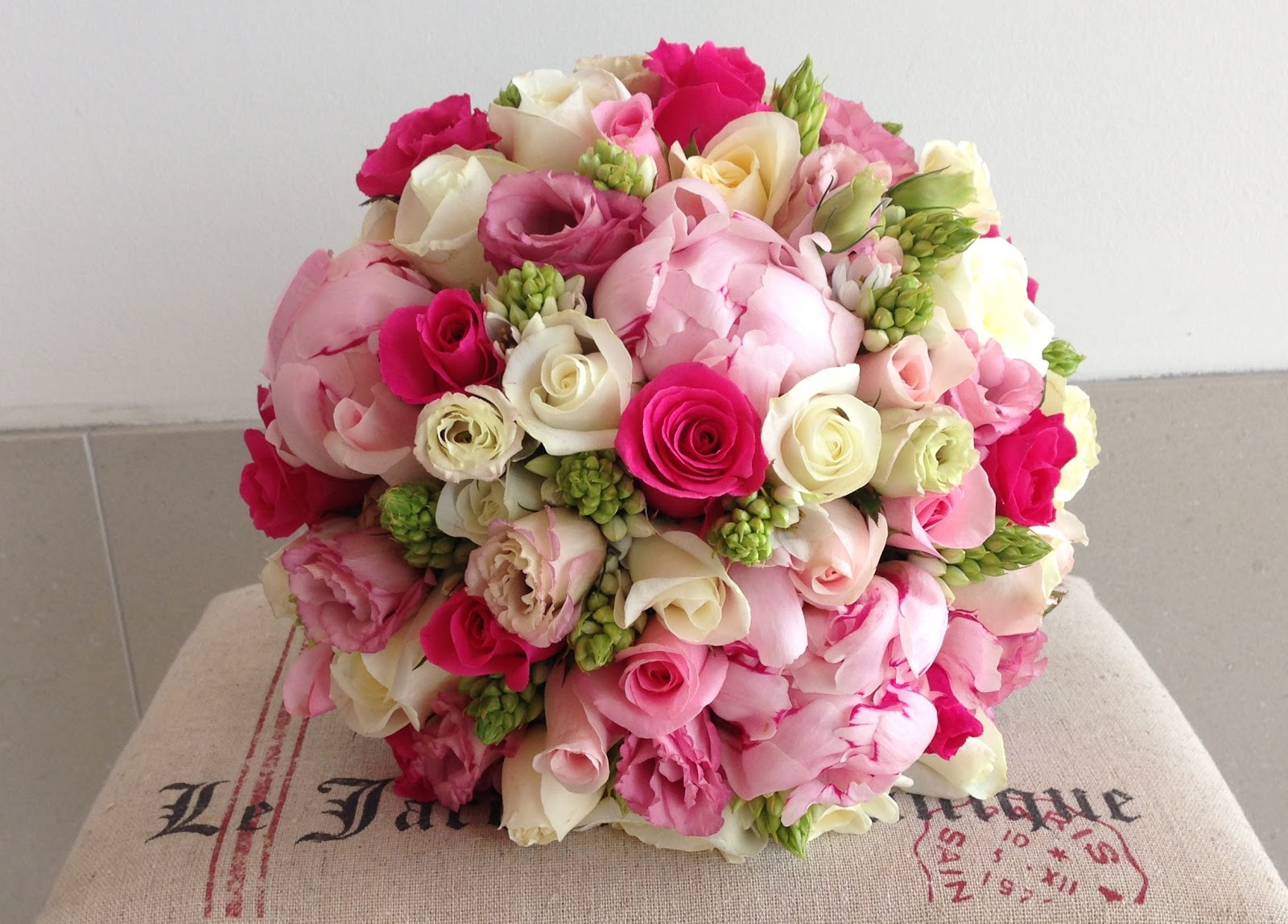 bouquet grande variopinto