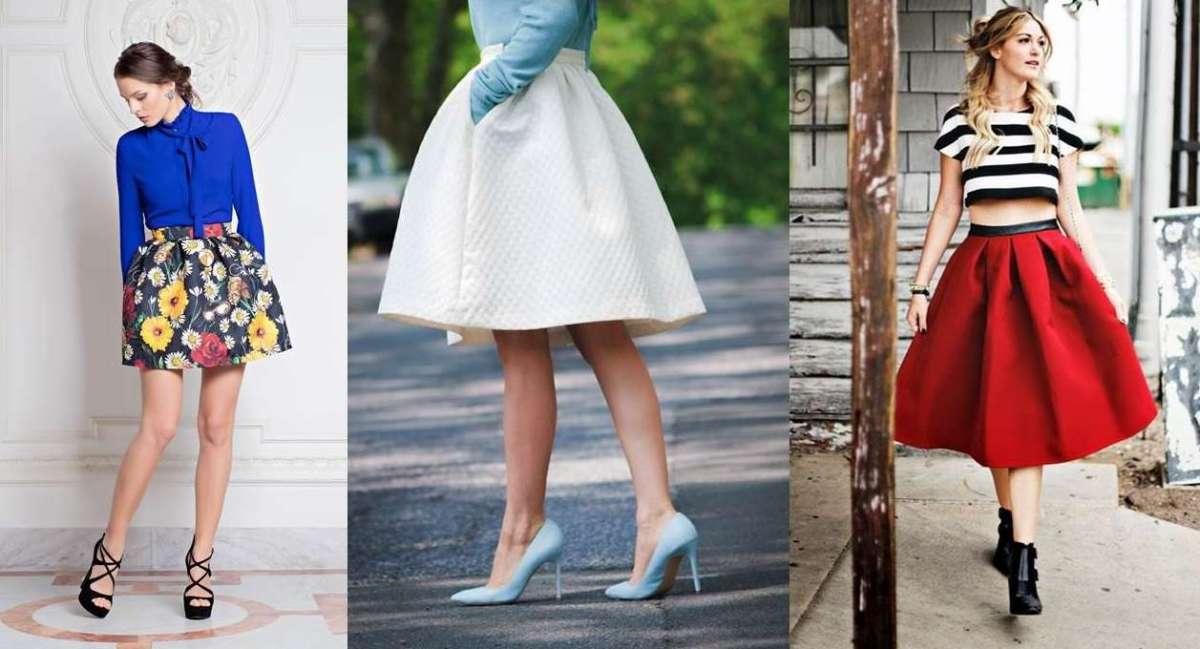 Come abbinare la gonna a palloncino: consigli fashion per non sbagliare [FOTO]