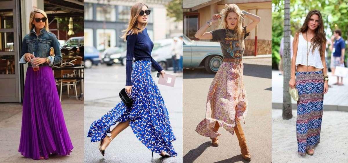 Come abbinare la gonna lunga: gli outfit più chic da provare [FOTO]
