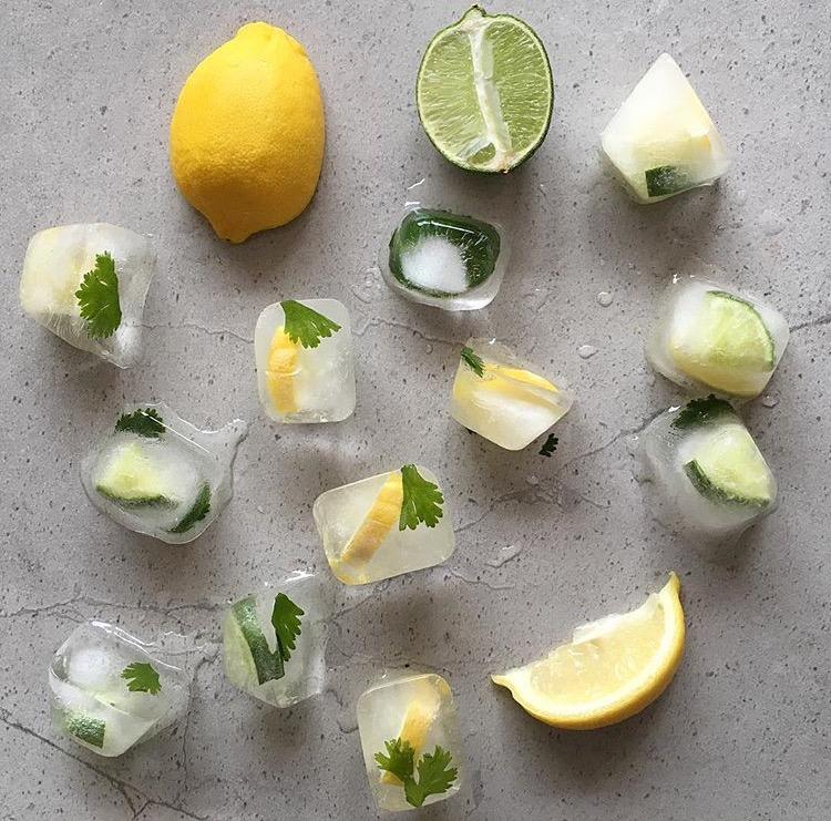 limone zenzero ghiacciolo