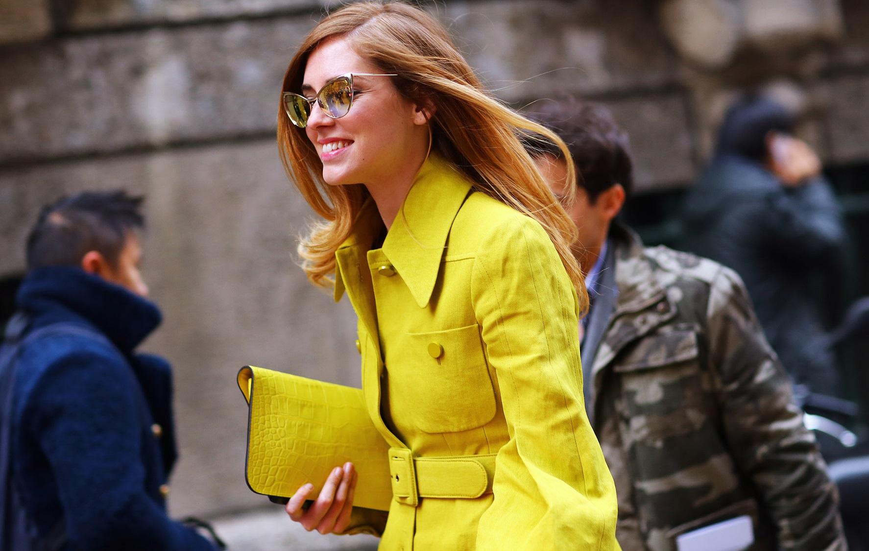 Sai abbinare il giallo? [TEST]