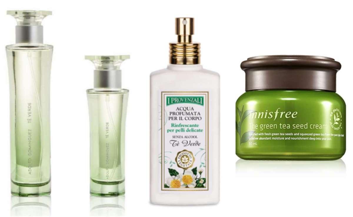 Tè verde: i migliori prodotti cosmetici per la tua bellezza [FOTO]