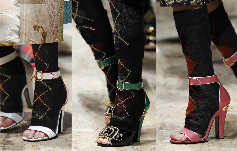 scarpe Prada inverno 2016