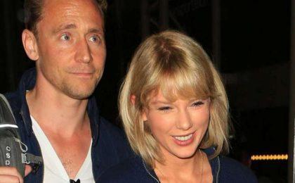 Taylor Swift e Tom Hiddleston si sono già lasciati [FOTO]