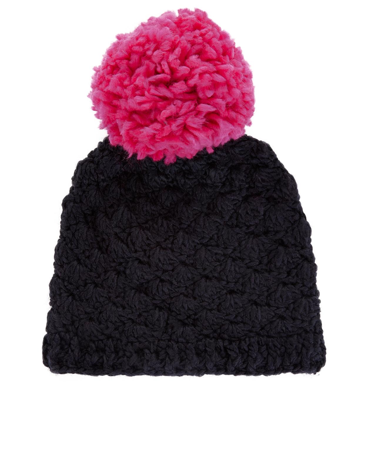 Cappello bicolor