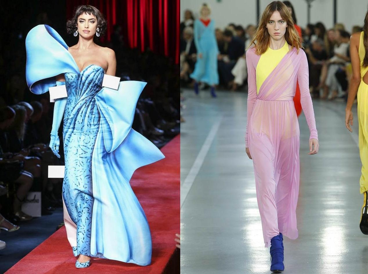 Colori moda Primavera Estate 2017