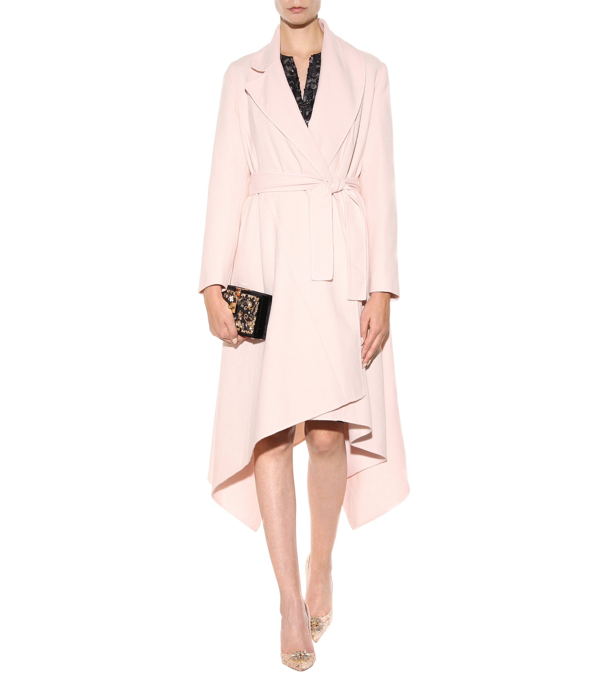 Dress coat Oscar de La Renta