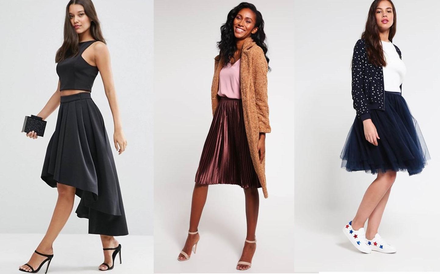 10 modelli di gonne che ogni donna dovrebbe avere