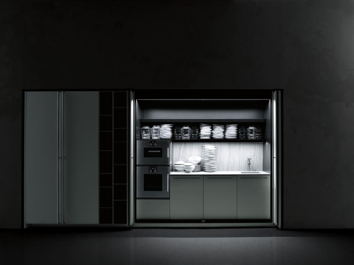 Cucine a scomparsa: le idee perfette per arredare un ...