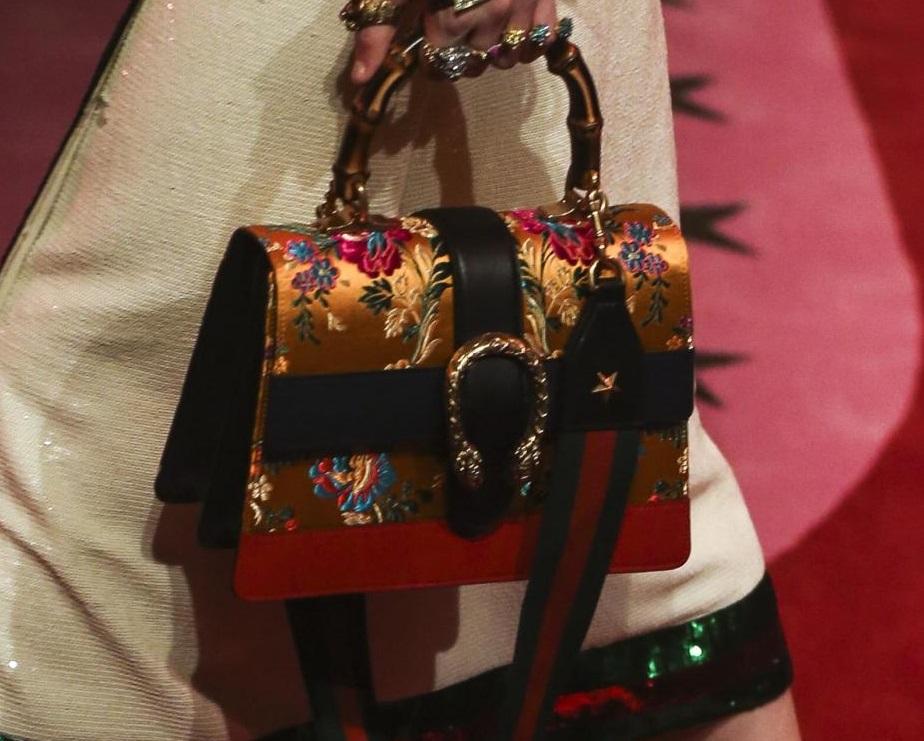 Dettagli di Gucci Milano Moda Donna PE 2017