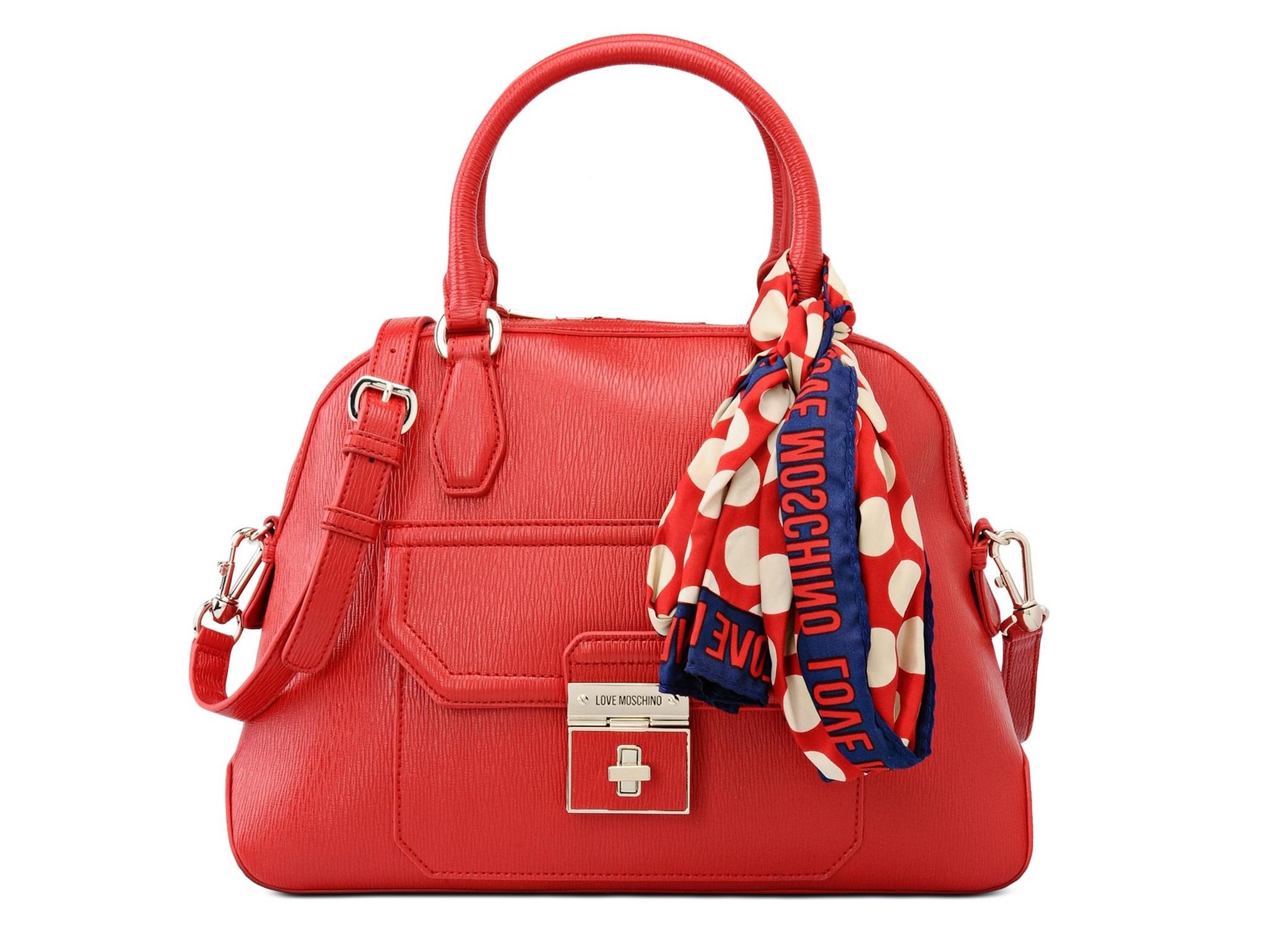 Handbag rossa