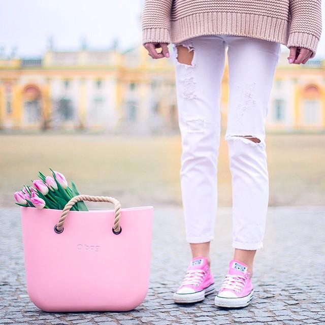 Le borse pastello