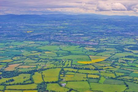 Paesaggio Dublino