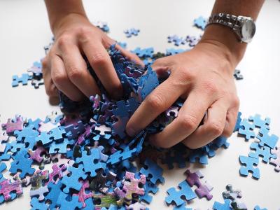 Puzzle memoria
