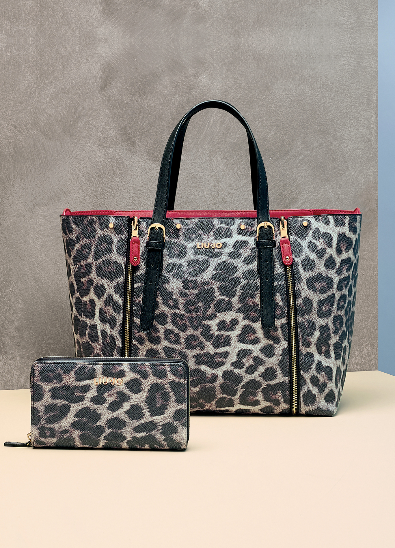 Shopper animalier Liu Jo