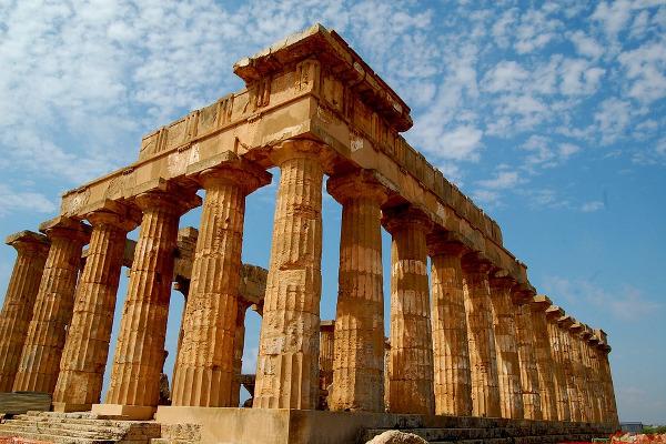 Sicilia tempio