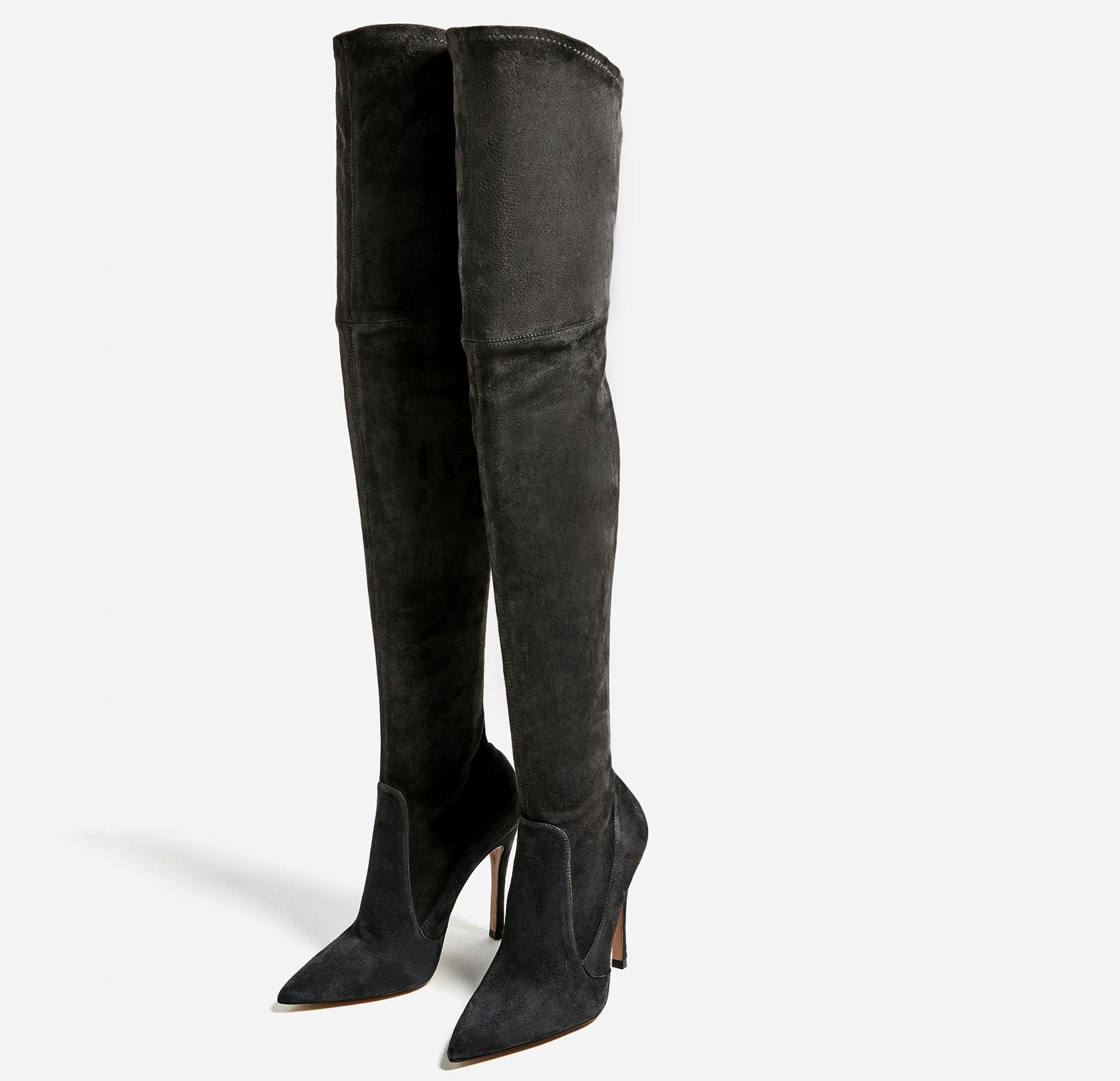 Stivali cuissard Zara