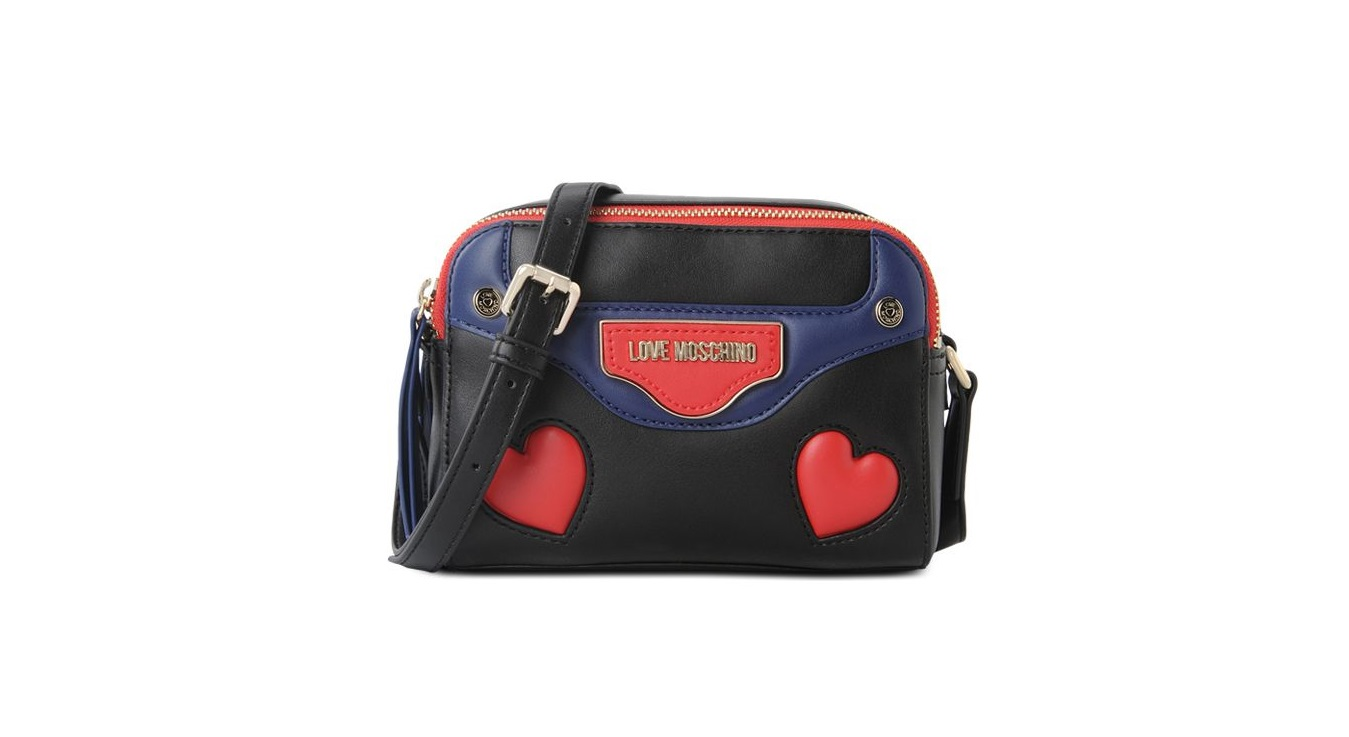 Tracolla mini Love Moschino