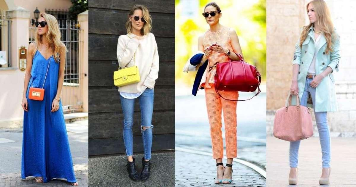 Come abbinare le borse colorate: consigli fashion per non sbagliare [FOTO]