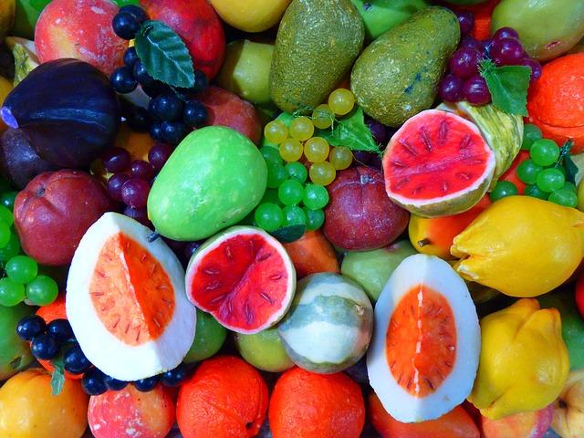 frutta cosmetica