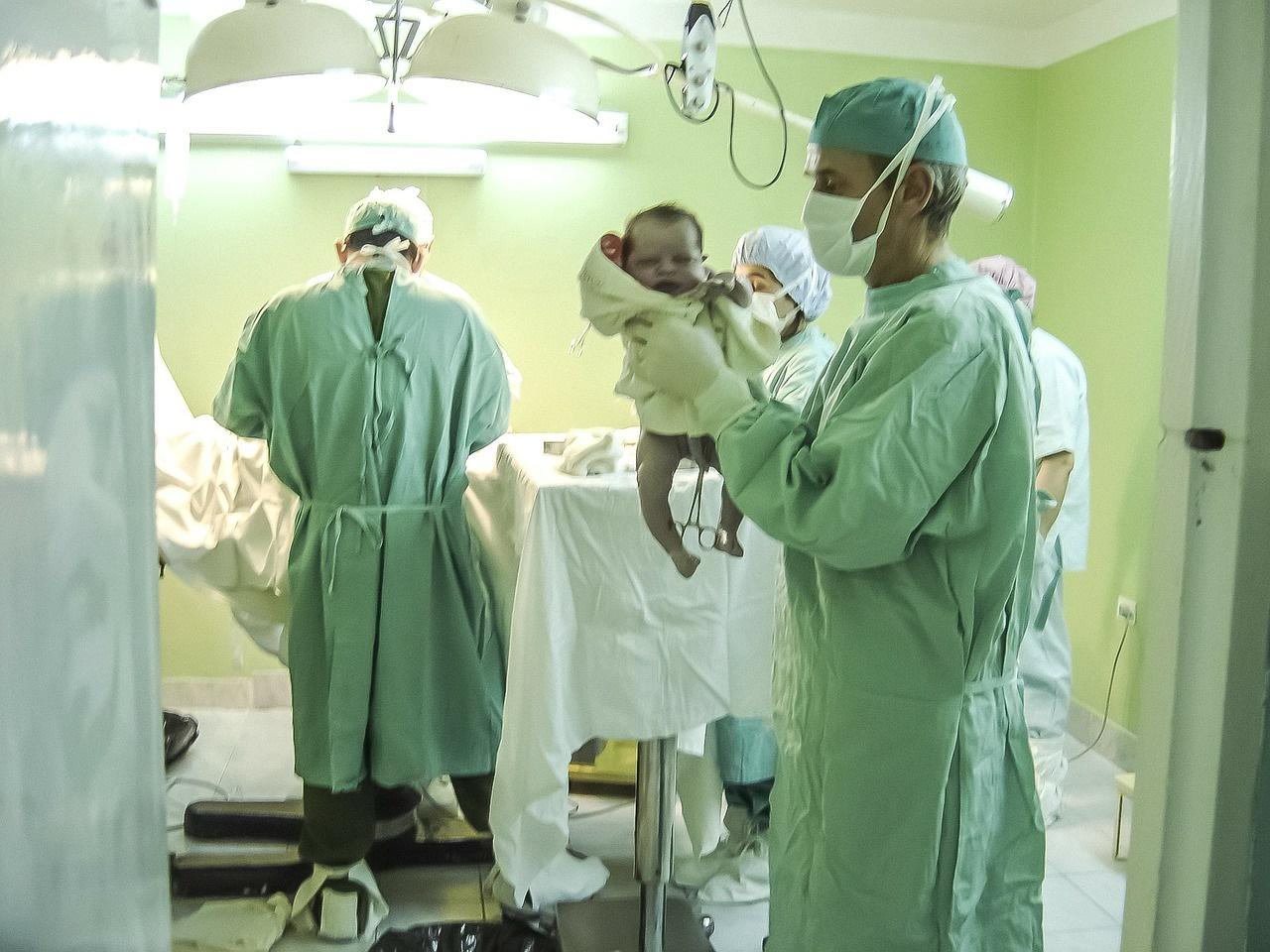 I migliori ospedali pediatrici in italia