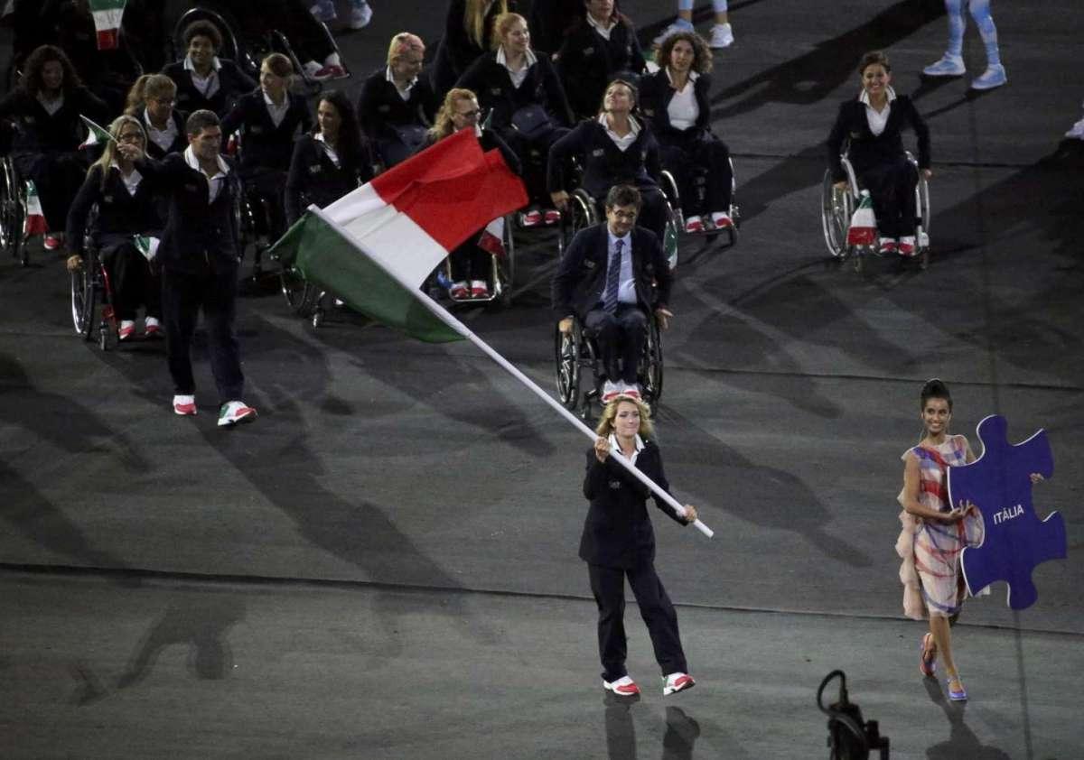 Paralimpiadi rio 2016 unItalia da record
