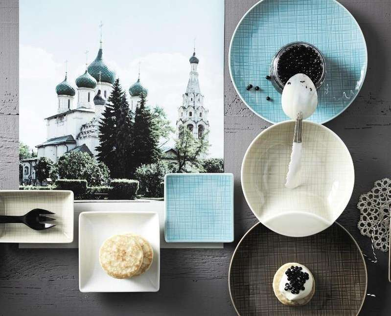 Servizi piatti di design: come apparecchiare la tavola con stile [FOTO]