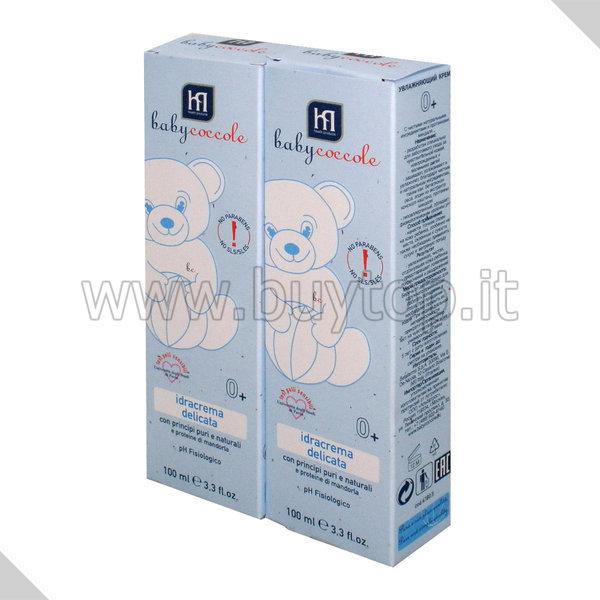 Baby Coccole Crema Idratante Delicata