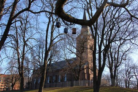 Chiesa Oslo