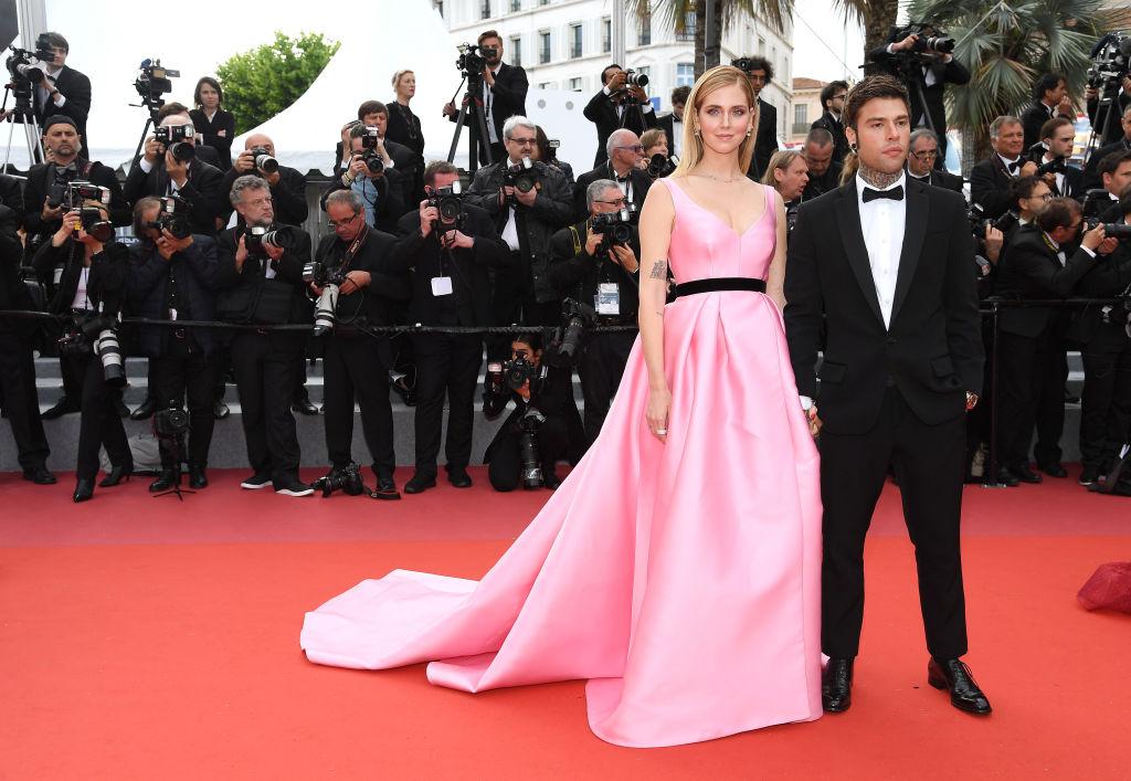 Durante il 71 Cannes Film Festival