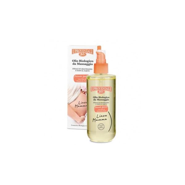 I Provenzali Bio linea mamma olio biologico elasticizzante 200 ml