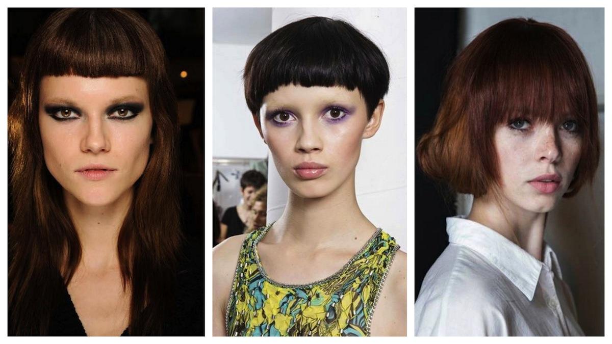Quale look per capelli con frangia 2017 preferisci?