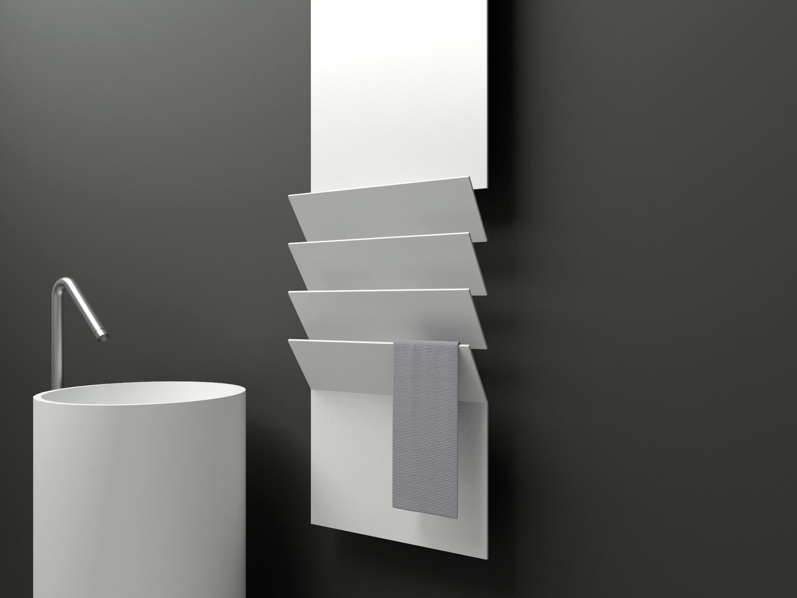 Scaldasalviette in alluminio FLAPS ANTRAX IT radiators & fireplaces