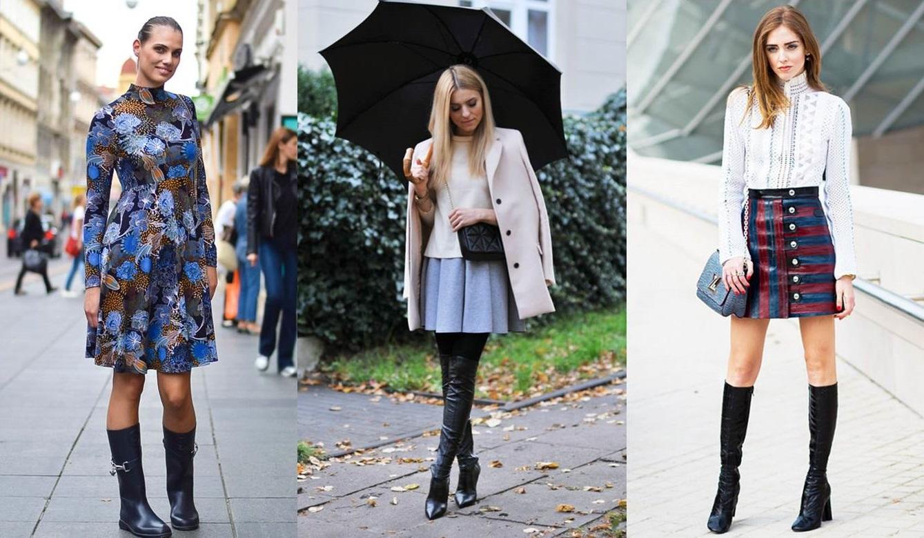 Come indossare gli stivaletti: consigli di stile ispirati ad