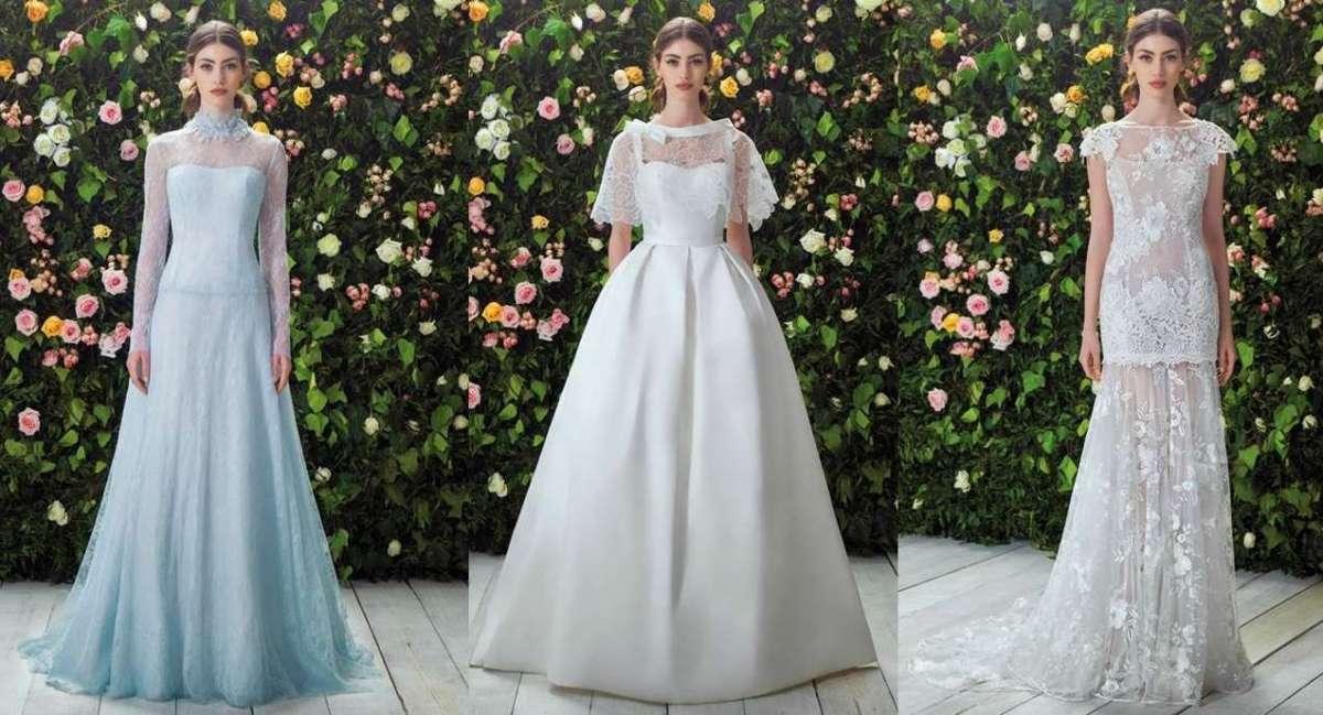 60e9a89821ff Abiti da sposa 2017 Blumarine  la nuova collezione  FOTO