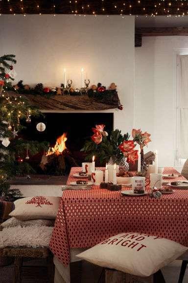 H&M Home Natale 2016: tutta la collezione per le festività [FOTO]