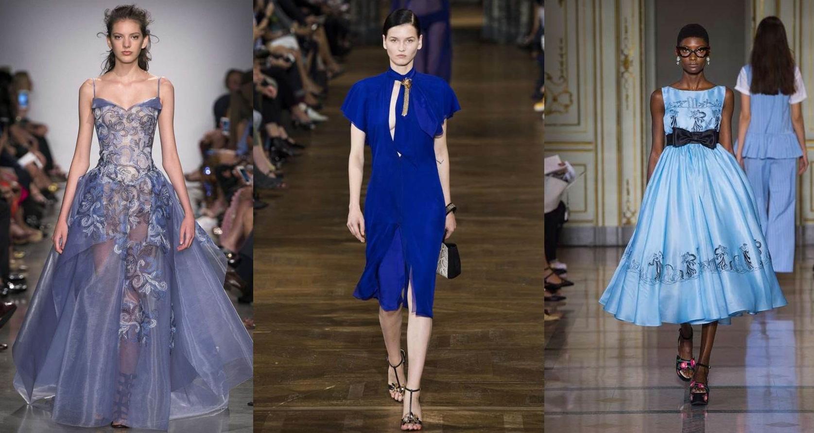 blu Pantone