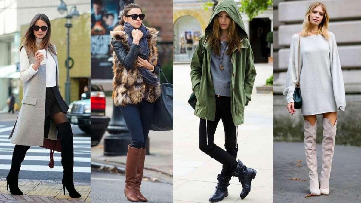 Come abbinare gli stivali consigli fashion per non sbagliare [FOTO]